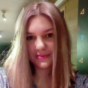 Алинка Голубева