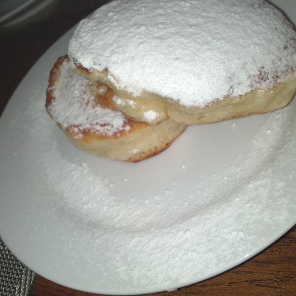 десерт в бизнес-ланче)