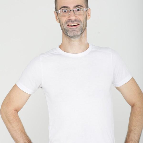 Серджио - преподаватель авторского курса итальянского