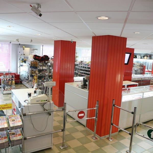 Торговый Зал на Долорес Ибаррури, 30. Фото 2.