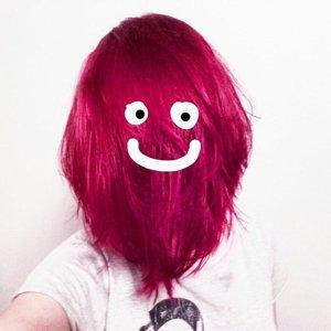 Результат на уже покрашенные, не осветленные волосы RO2 ну и свет дома - отстой