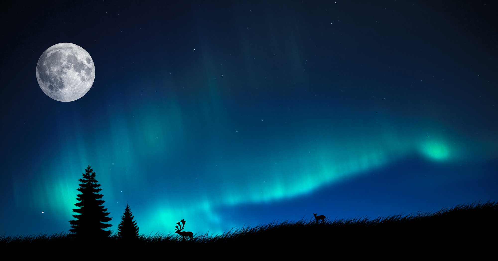 aurora - HD2000×1049
