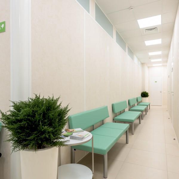 Мы за комфорт и удобство нахождения в клинике. Фото с филиала на Ленинском проспекте
