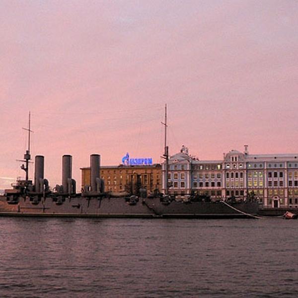 Петербург. Еще одно утро. Октябрь