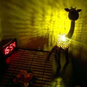 Новый светильник! Теперь тоже хочу оленёнка)))