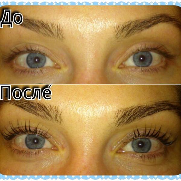 """Ламинирование ресниц Yumi Lashes в салоне на пл.Калинина Эффект """"Открытых глаз"""" до 2,5 мес!"""