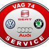 VAG Service 74