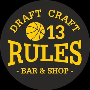 13 Rules Craft Beer