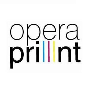 Опера-print