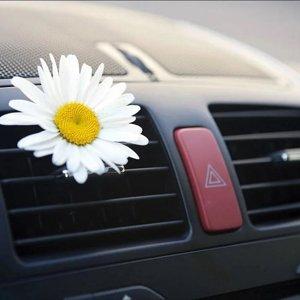Холодно в машине?