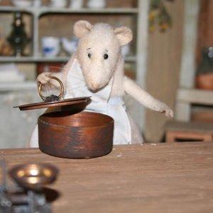 Тётя Мышь