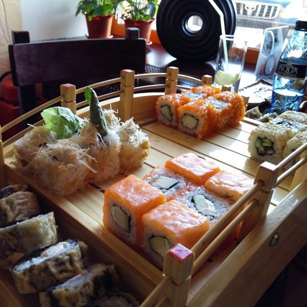 Сет суши